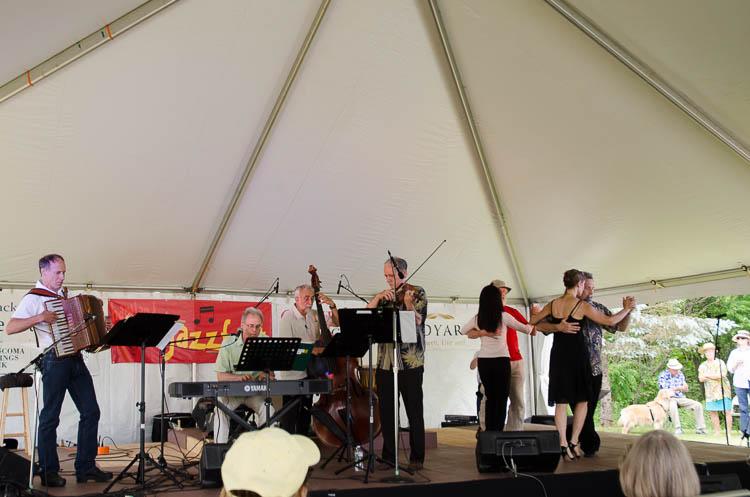 Jazzfest 2015 tango