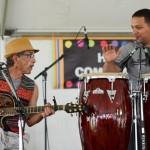 Carlos Ocasio at Jazzfest