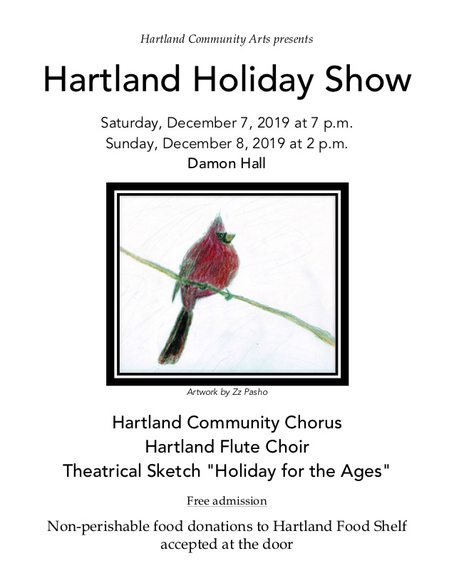 Hartland Holiday Show 2019